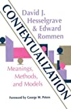 Contextualization, David J. Hesselgrave and Edward Rommen, 0878087753