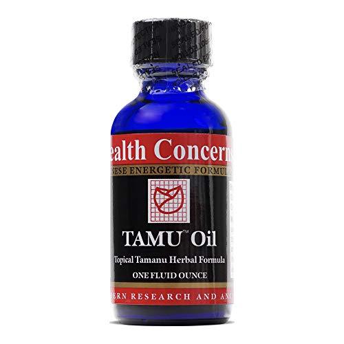 Health Concerns - TAMU Oil - Topical Tamanu Herbal Formula - 1 fl. oz.