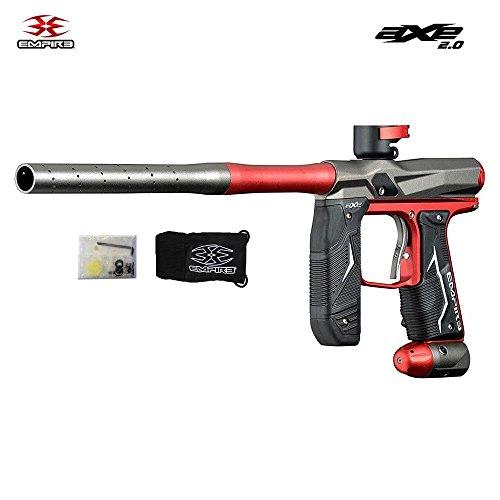 Mad Dog Gear Empire Axe 2.0 Paintball Gun - Dust Red / Du...