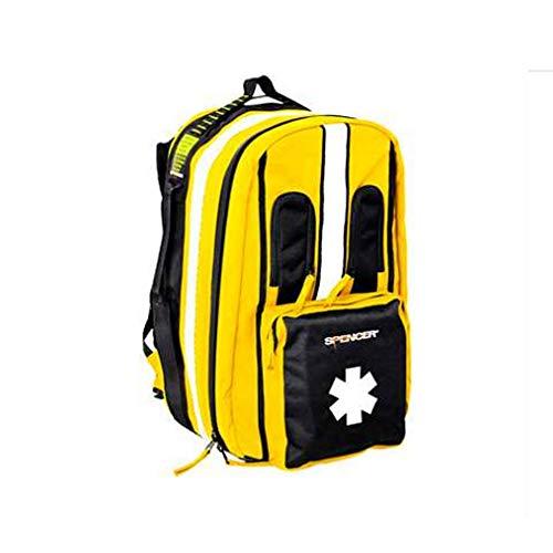 MARK PRO Zaino professionale di soccorso con 5 sacche -Spencer-