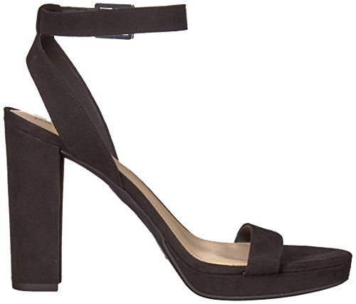 Sam Heeled Edelman Circus Annette Black Women's by Sandal HxZqAw