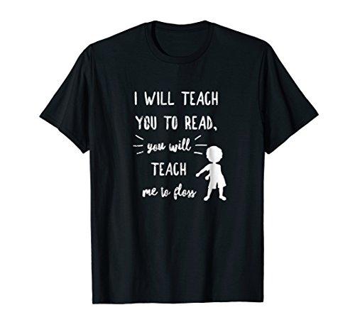 Teacher Fun Floss Dance Shirt Back To School 1st Day Outfit