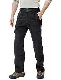 Men's Tactical Pants Lightweight EDC Assault Cargo TLP104