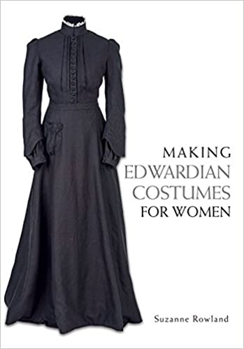 1900 -1910s Edwardian Fashion, Clothing & Costumes Making Edwardian Costumes for Women $33.66 AT vintagedancer.com