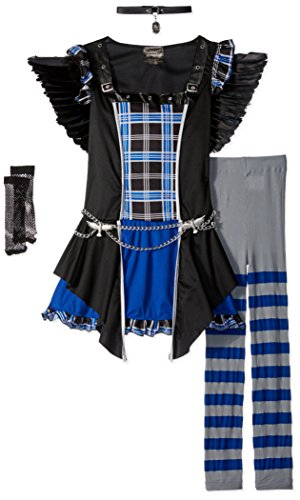 California Costumes Raven Tween Costume, Large (Goth Halloween Costumes For Kids)