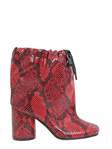 Maison Margiela Luxury Fashion Womens Ankle Boots Summer Red (Margiela Boots)
