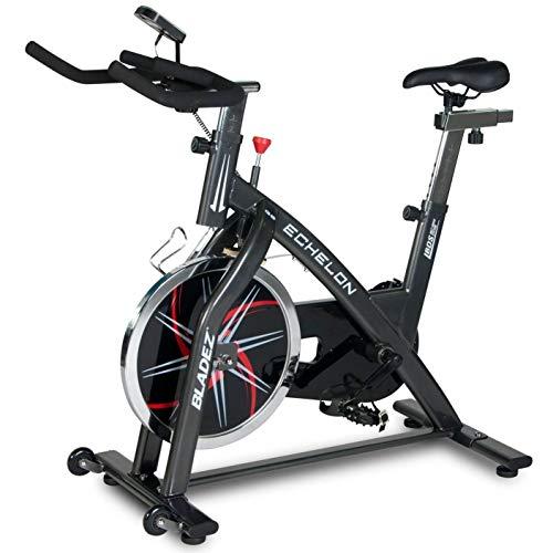 Bladez Fitness Echelon GS Indoor Cycle, 48.8 x 19.8 x 43.3-Inch (Best Indoor Cycle Trainer)