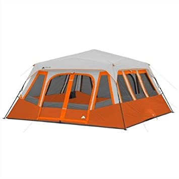 Ozark Trail 14-Person 2 Room Instant Cabin Tent Orange  sc 1 st  Amazon.com & Amazon.com : Ozark Trail 14-Person 2 Room Instant Cabin Tent ...
