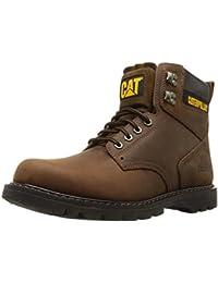 "Men's 2nd Shift 6"" Plain Soft-Toe Work Boot"