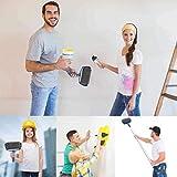 Paint Roller Kit, 9PCS DIY Wall Printing Brush
