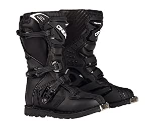 O'Neal Youth Rider Boots (Black, Size 3)