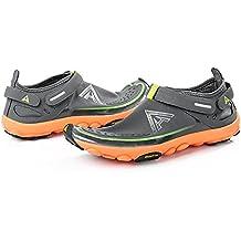 YIZER Water Shoes, Men Women Lightweight Breathable Mesh Aqua Shoes for Swim Walking Lake Beach Boating
