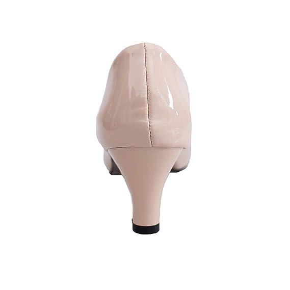 f36a6ea029c1 DENER❤ Women Ladies Pumps Stilettos Dress Flat Shoes