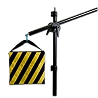 CowboyStudio Boom Stand Extension 7 feet Arm with Grip Head