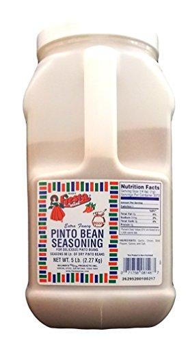 Bolner's Fiesta Extra Fancy Pinto Bean Seasoning, 5 Lb. - Fiesta Ham