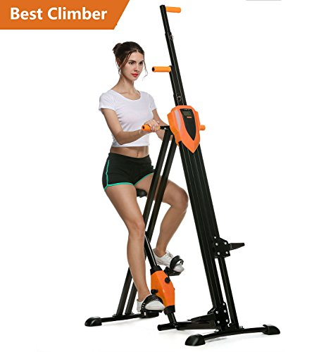 6ffe7a9a2c7 Flyerstoy Vertical Climber Home Gym Exercise - Folding Exercise ...