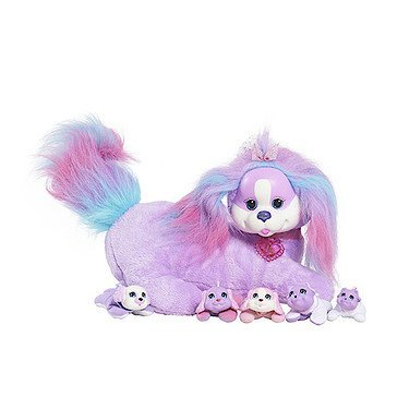 Just Play Puppy Surprise Candy Plush by Just Play
