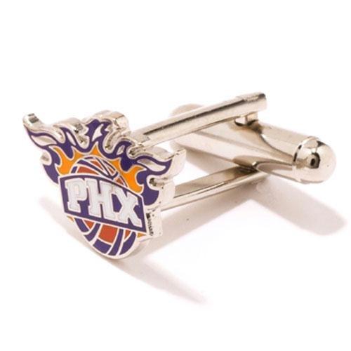 Phoenix Suns NBA Logo'd Executive Cufflinks w/Jewelry Box by Cufflinks