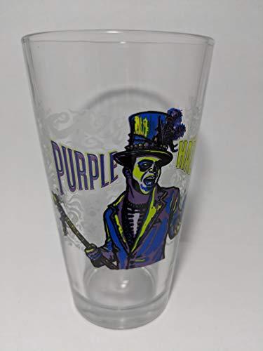 Abita Purple Haze Pint Glass (Haze Purple Beer)
