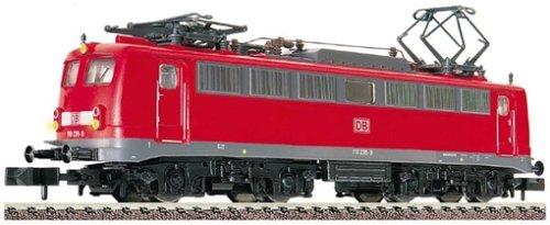 Fleischmann piccolo 7337 - Ellok der DB AG, Baureihe 110, in verkehrsroter Lackierung