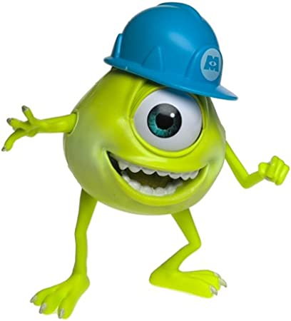 Amazon.com: Mike Wazowski W/Movie Sonidos: Toys & Games