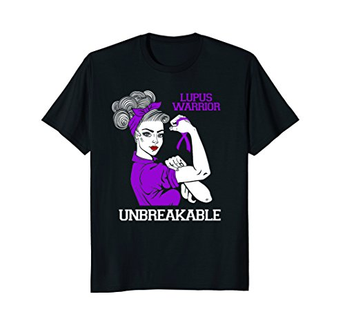 Lupus Awareness Month 2018: Lupus Warrior Unbreakable