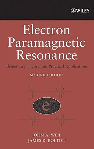 Electron Paramagnetic Resonance: Elementary Theory and Practical Applications