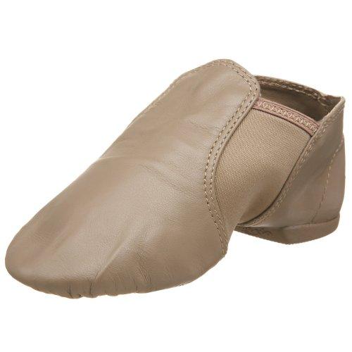 Capezio Stretch Jazz Ankle Shoe,Tan,7 M US by Capezio