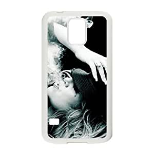 Cool woman design Cell Phone Case for Samsung Galaxy S5