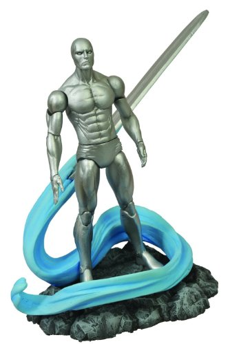 Diamond Select Toys Marvel: Silver Surfer Action Figure