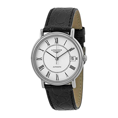 Longines La Grand Classic Presence Automatic See Tru Back Men's Watch ()