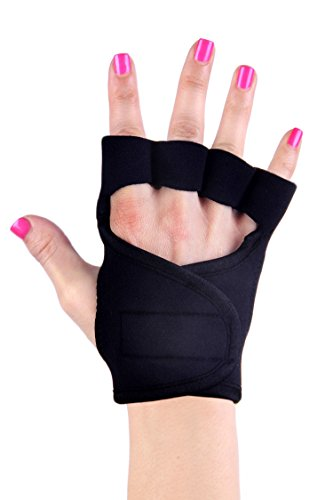 Womens Workout Gloves | Black Label Collection