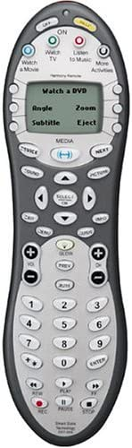 Logitech Harmony H-659 Advanced Universal Remote Control Black Discontinued by Manufacturer