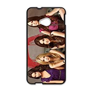 SKULL Pretty Little liars Phone Case for HTC One M7