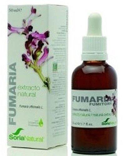 Extracto de Fumaria S/Al 50 ml de Soria Natural: Amazon.es: Salud y cuidado personal