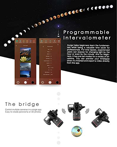 Aurga Smart Camera Assistant (Stacking/Bracketing Shooting & Auto Merge) by Aurga (Image #3)