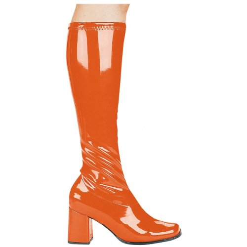 Funtasma Womens Gogo 300/B/PU Boot Orange FDfyXBRiW