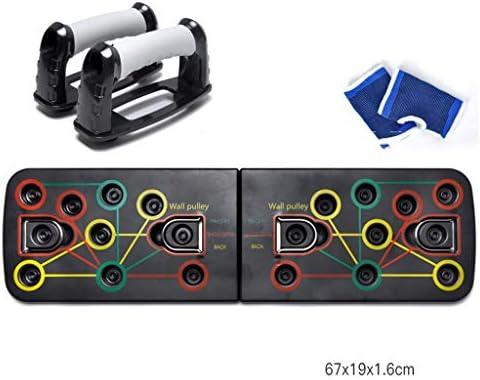 プッシュアップバー 腕立て伏せボード、フィットネス総合運動ボード、ジムトレーニング筋肉ボード、家庭用フィットネス機器 (Color : Style2)