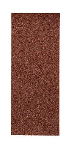 Plain KWB 49815120 1//3 Orbital Sanding Sheets -93mm x 230mm x 120 Grit Pack of 10 Set of 10 Pieces