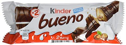 Kinder Bueno 43g bar x 10