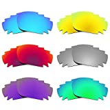 Revant Vented Replacement Lenses for Oakley Jawbone 6 Pair Combo Pack K026