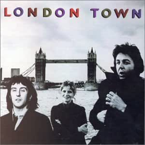 Paul Mccartney Wings London Town Amazon Com Music