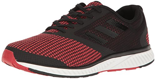 adidas Men's Edge RC m Running Shoe Black/Black 11 M US
