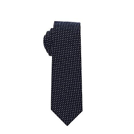 ACAO Fashion Arrow Type Cotton Print Tie Cotton Dot Grey Custom Men Floral Tie