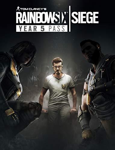 Tom Clancy's Rainbow Six Siege Year 5 Pass   PC Code - Uplay