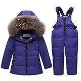 JiAmy Kids Winter Puffer Jacket and Snow Pants