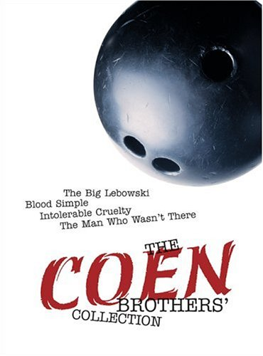 The Coen Brothers Collection (The Big Lebowski/Blood Simple/The Man Who Wasn't There/Intolerable Cruelty) by Universal Studios Home Entertainment
