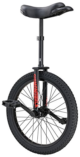 Diamondback Bicycles LX Wheel Unicycle, Black, 20''/One Size by Diamondback Bicycles