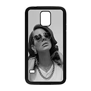 Samsung Galaxy S5 Cell Phone Case Black hd10 lana del rey music dark singer celebrity VIU993826
