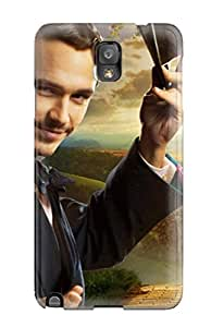 Hot High-quality Durable Protection Case For Galaxy Note 3(james Franco Oz The Great And Powerful)